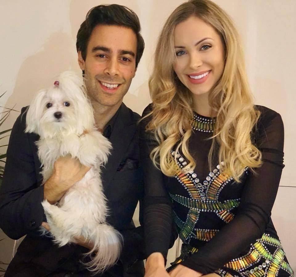 Jhonny Soares e Rafaela Giassi são o primeiro noivado deste 2018