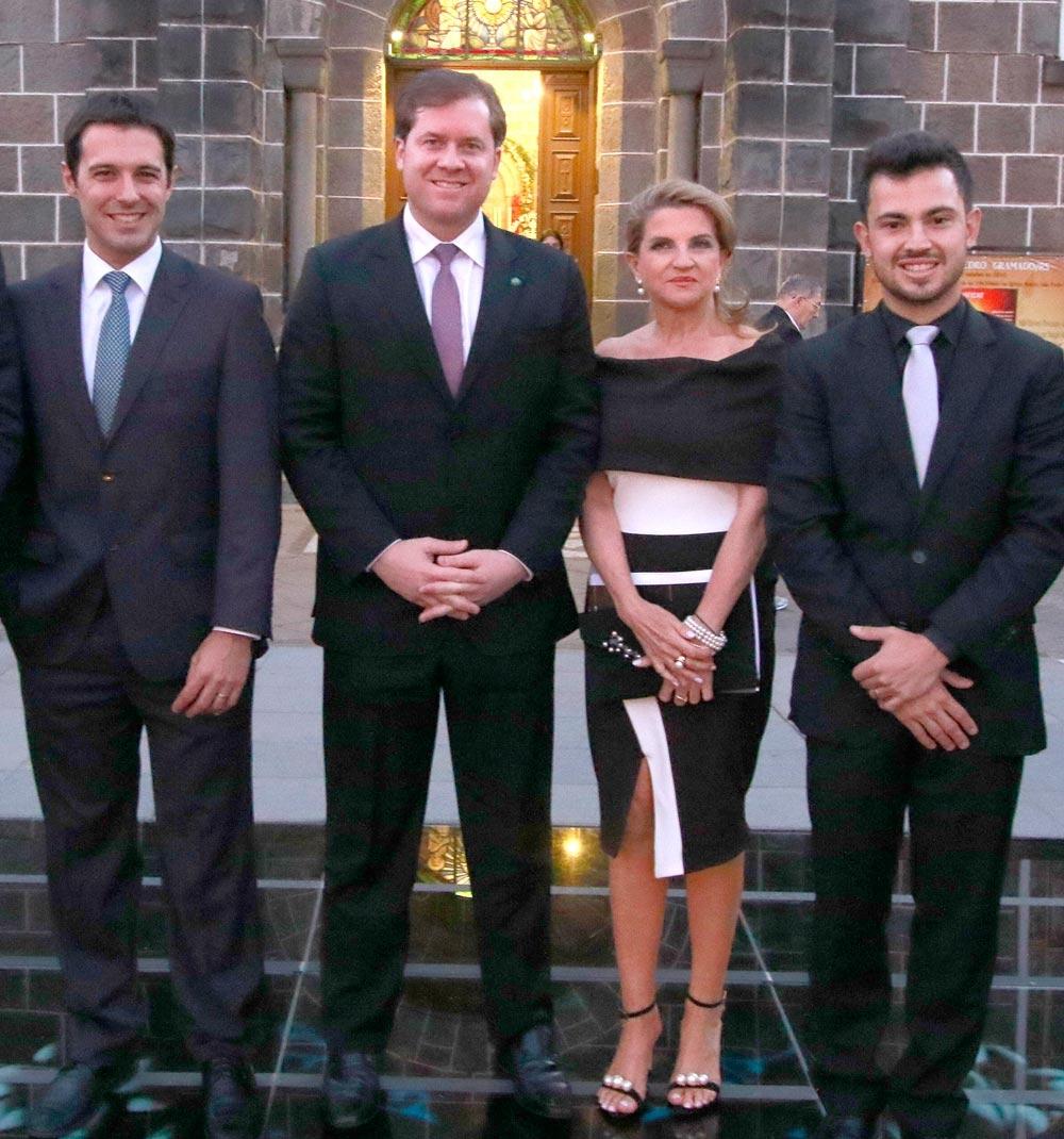 Estiveram presentes profissionais do trade, executivos e autoridades representando o Brasil e o exterior