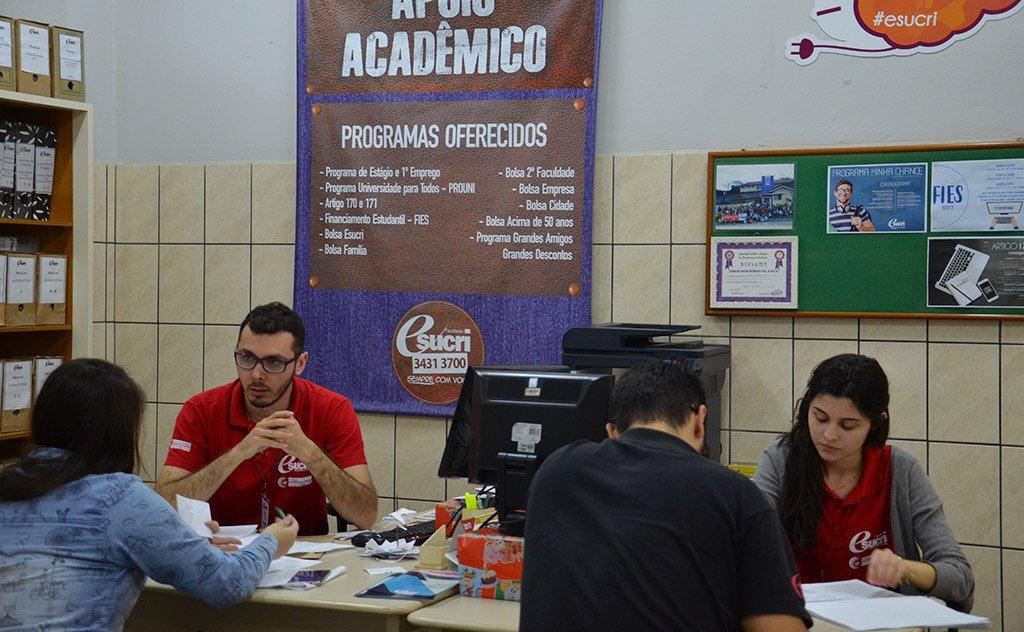 Instituição aderiu ao Fies para o primeiro semestre de 2018