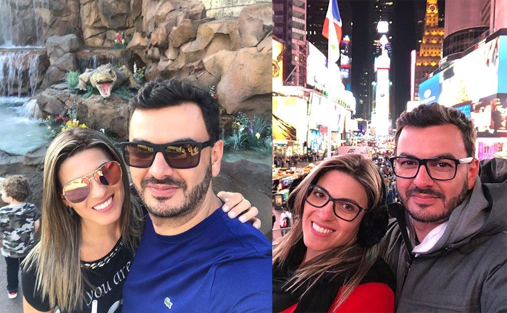 Empresário aproveita viagem para visitar Downtown Disney, Universal Studios e Times Square
