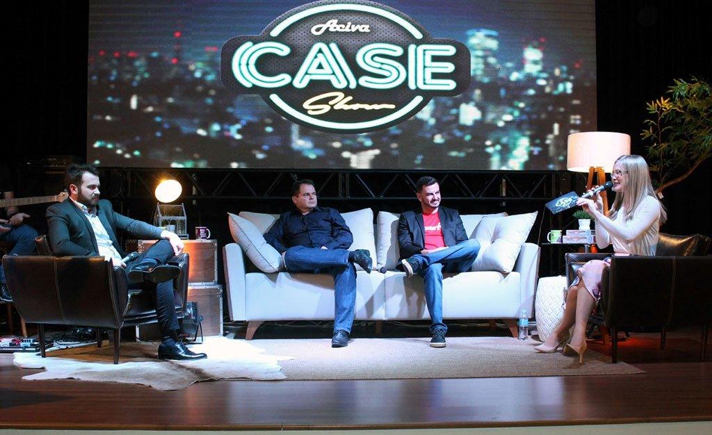Três empresários do sul catarinense falaram de suas histórias empreendedoras