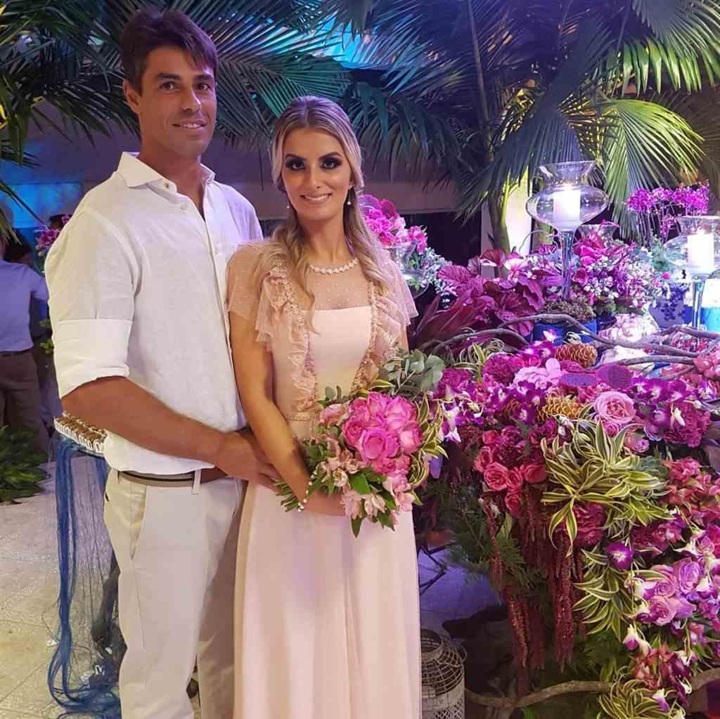 Casamento Civil de Rodrigo Farias e Daniela Bittencourt no Parque Verde