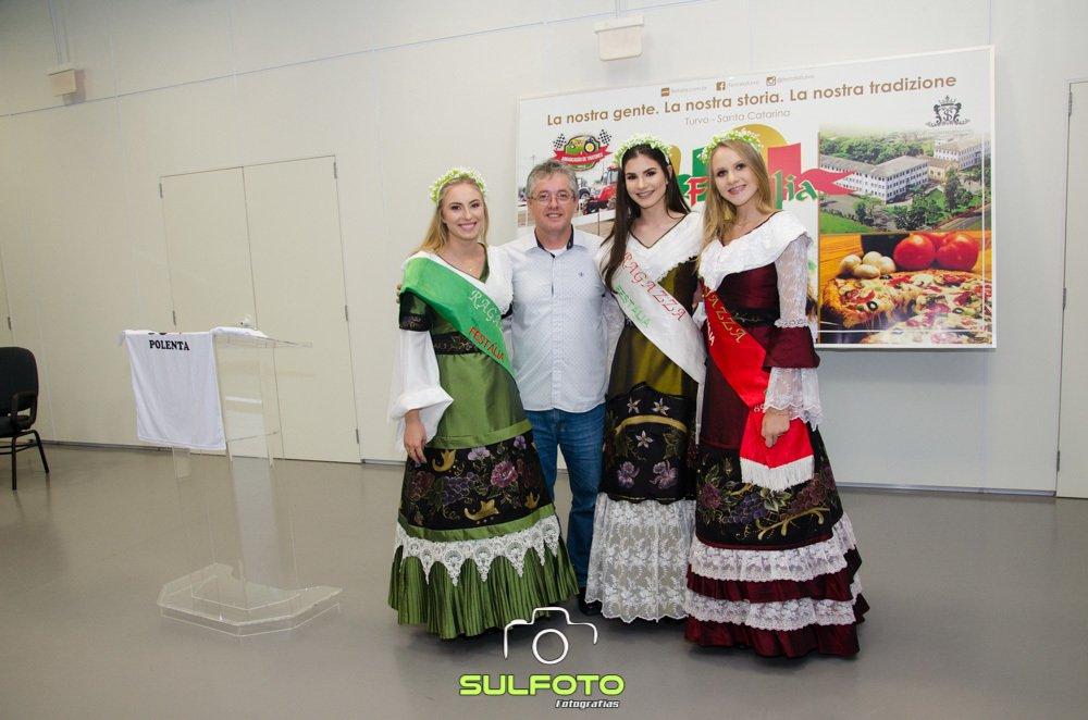 Até o domingo Turvo vai receber atrações musicais, gastronômicas e culturais