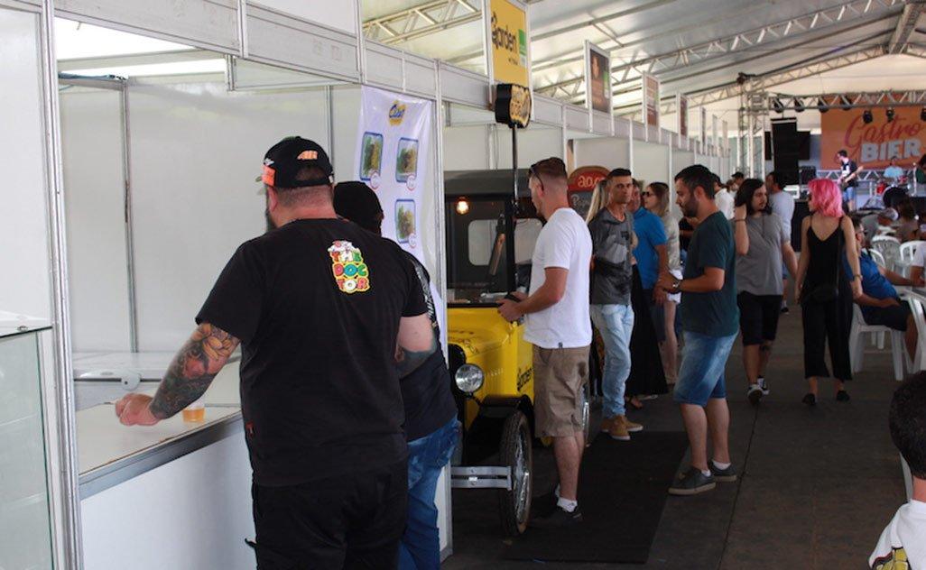 Gastronomia na Praça, Festival de Cerveja Artesanal e Encontro de Motociclistas