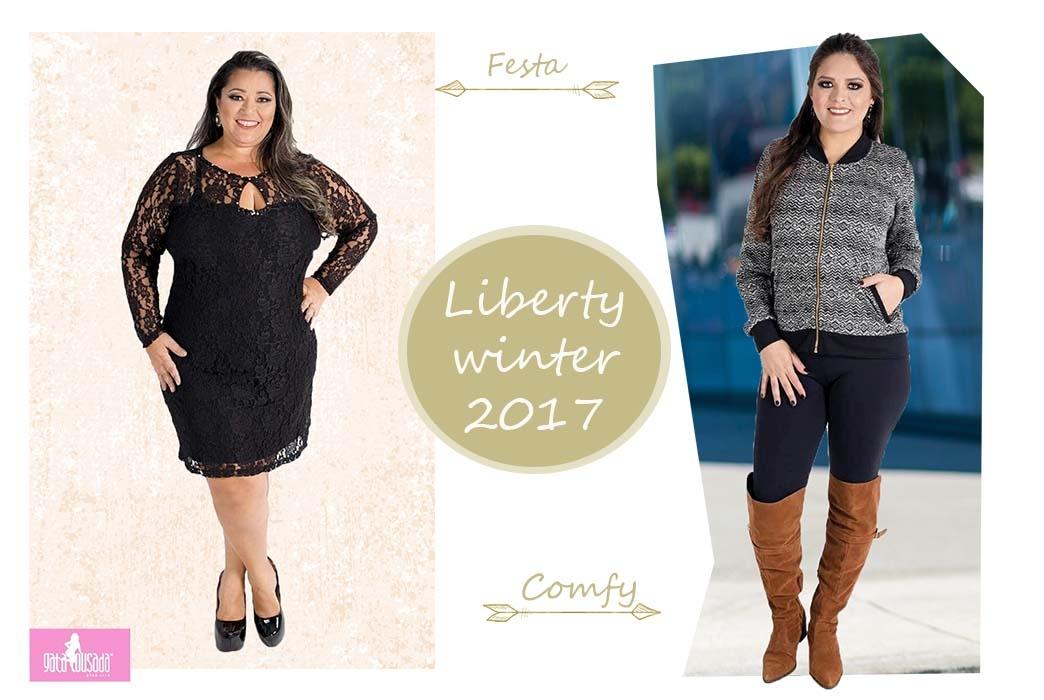 Coleção outono-inverno da marca inspira a liberdade feminina