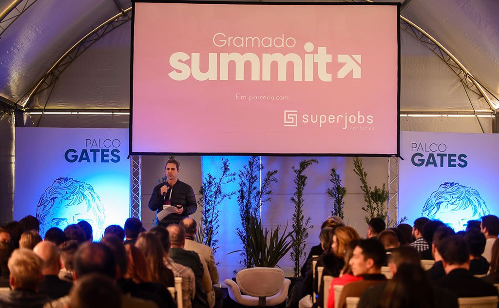 Evento terá a melhor grade de palestrantes do Brasil
