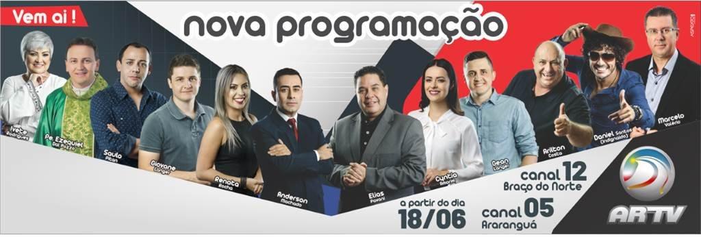 Ivete Rodrigues fará presença na nova programação da ARTV Araranguá