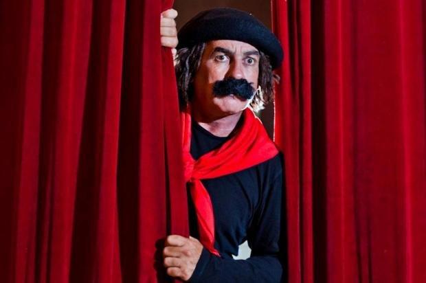 Artista estará no Teatro Elias Angeloni no dia 3 de novembro