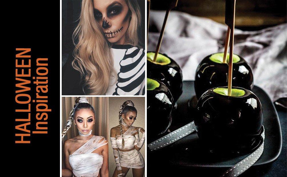 Inspire-se nos trending topics do pinterest para curtir seu dia das bruxas!