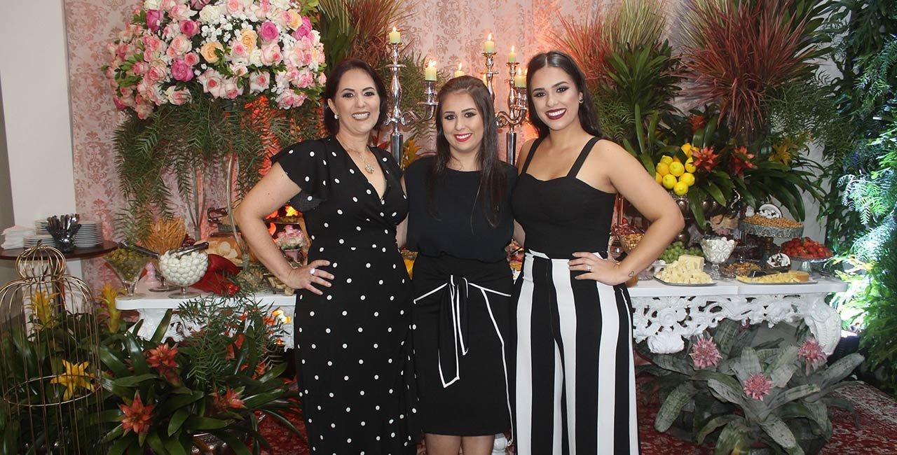 Vivian Rocha, Laís Rocha e Sara Bernardino apostam no Trade de organização de eventos