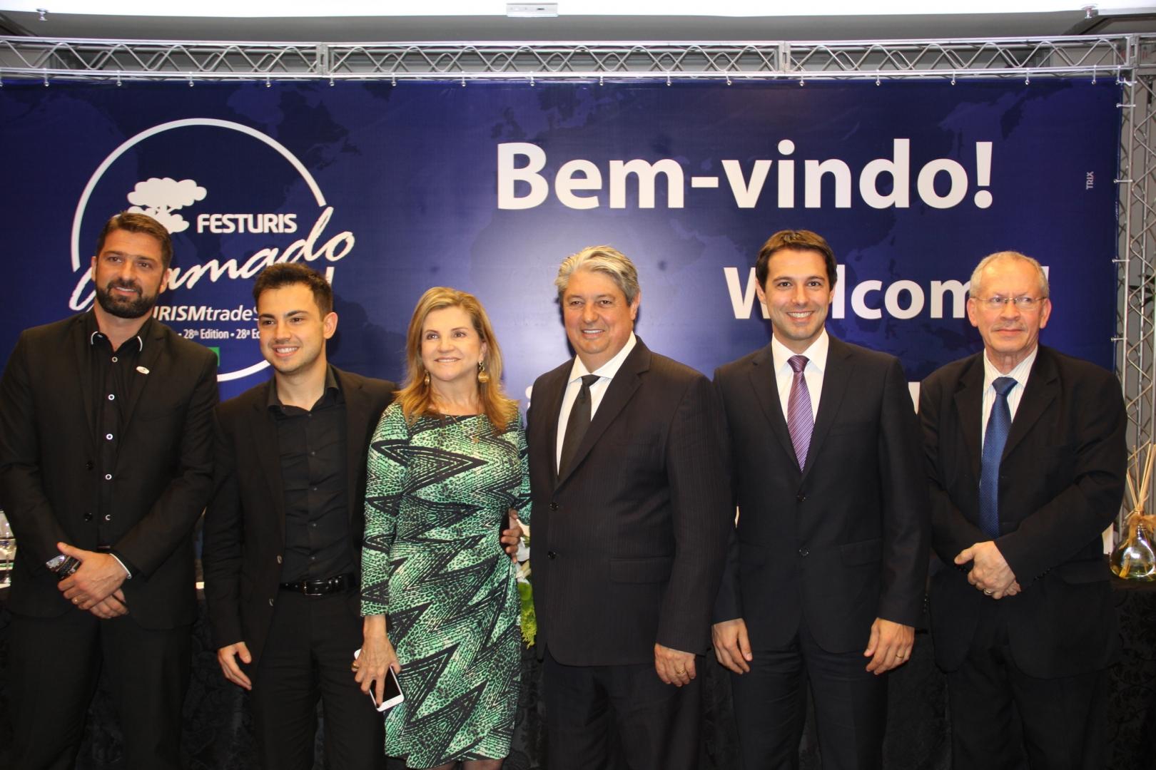 28ª Feira Internacional de Turismo e Espaço Luxury foram lançados em coletiva de imprensa