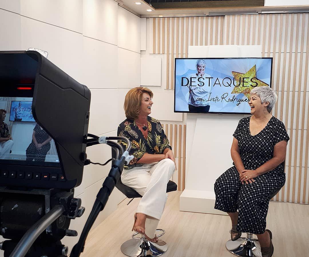 Entrevista com a empresária Luciane Zilli.