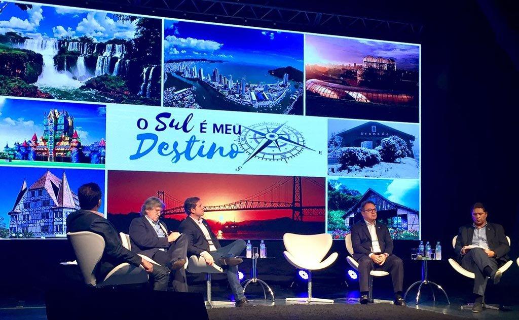 Parceria pretende atrair mais turistas para a região Sul do Brasil