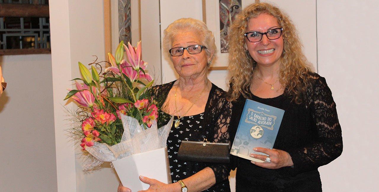 Escritora Heralda Victor homenageia e conta a vida do pai Paulo (em memória)