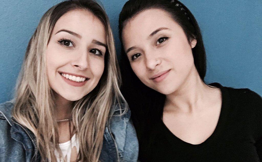 Elas foram aprovadas na primeira etapa do concurso Brasil Fashion