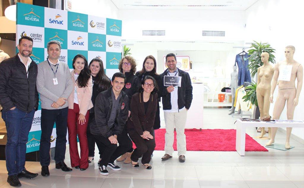 Projeto do Senac chega à sua primeira edição na cidade das avenidas