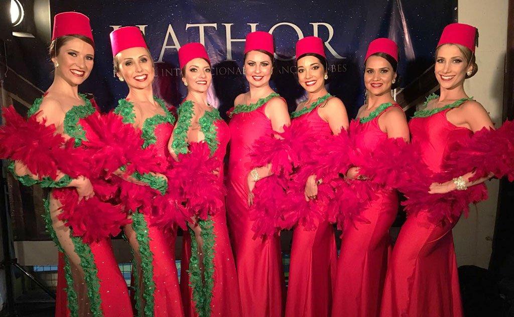 Grupo de dança árabe criciumense leva vitória em Curitiba- PR