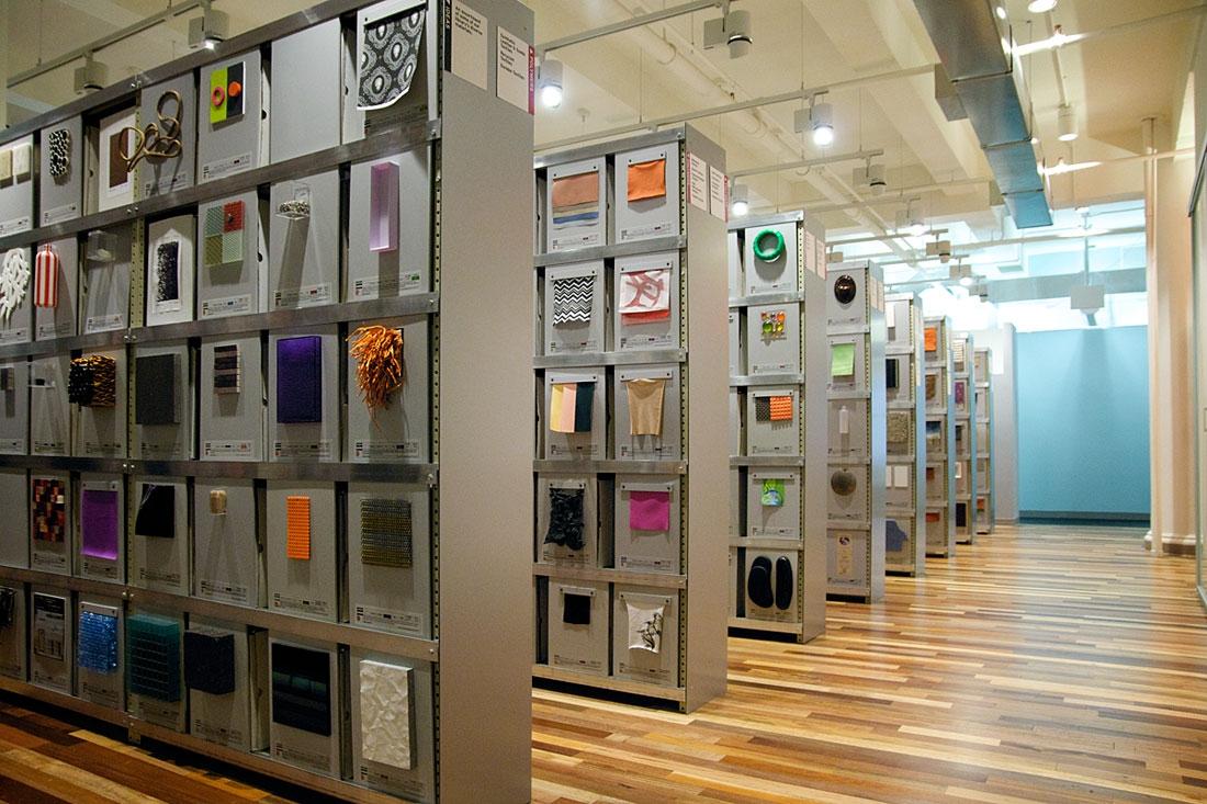 Nosso pais tem vitrine confirmada no Material Connexion para o setor de moda e arquitetura