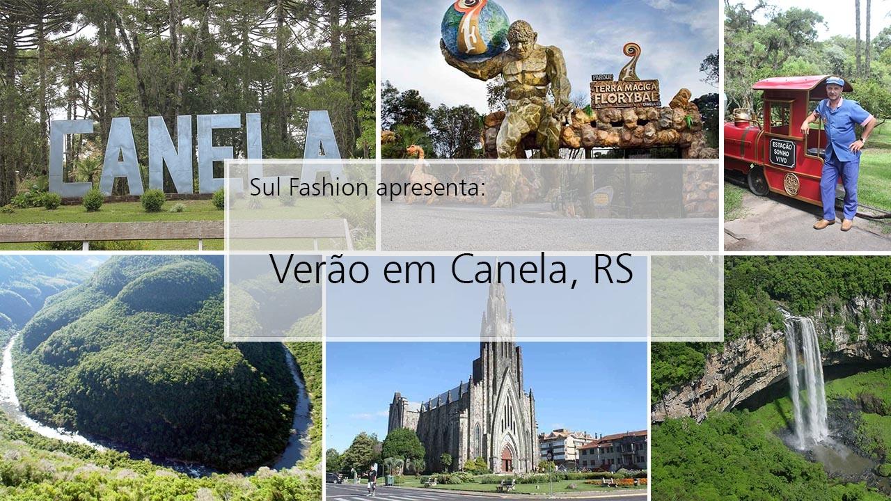 Vídeo que mostra as belezas dos lugares incríveis de Canela, RS