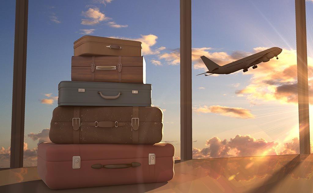 Mudanças no limite de bagagem, preços, reembolso e mais