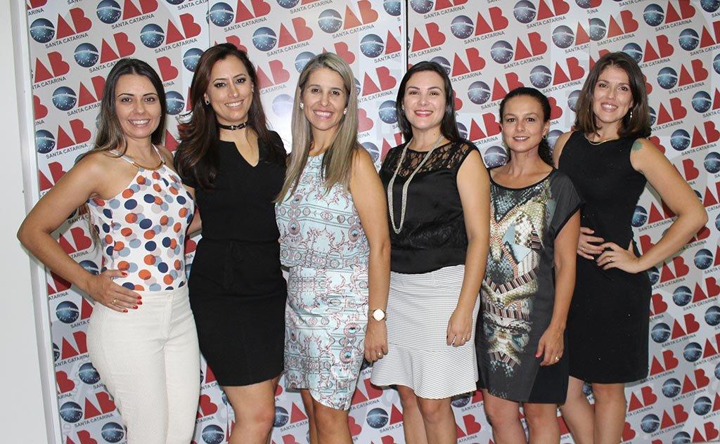 Palestra especial com as empoderadas da OAB, Dra. Luciane Mortari e Cláudia Prudêncio