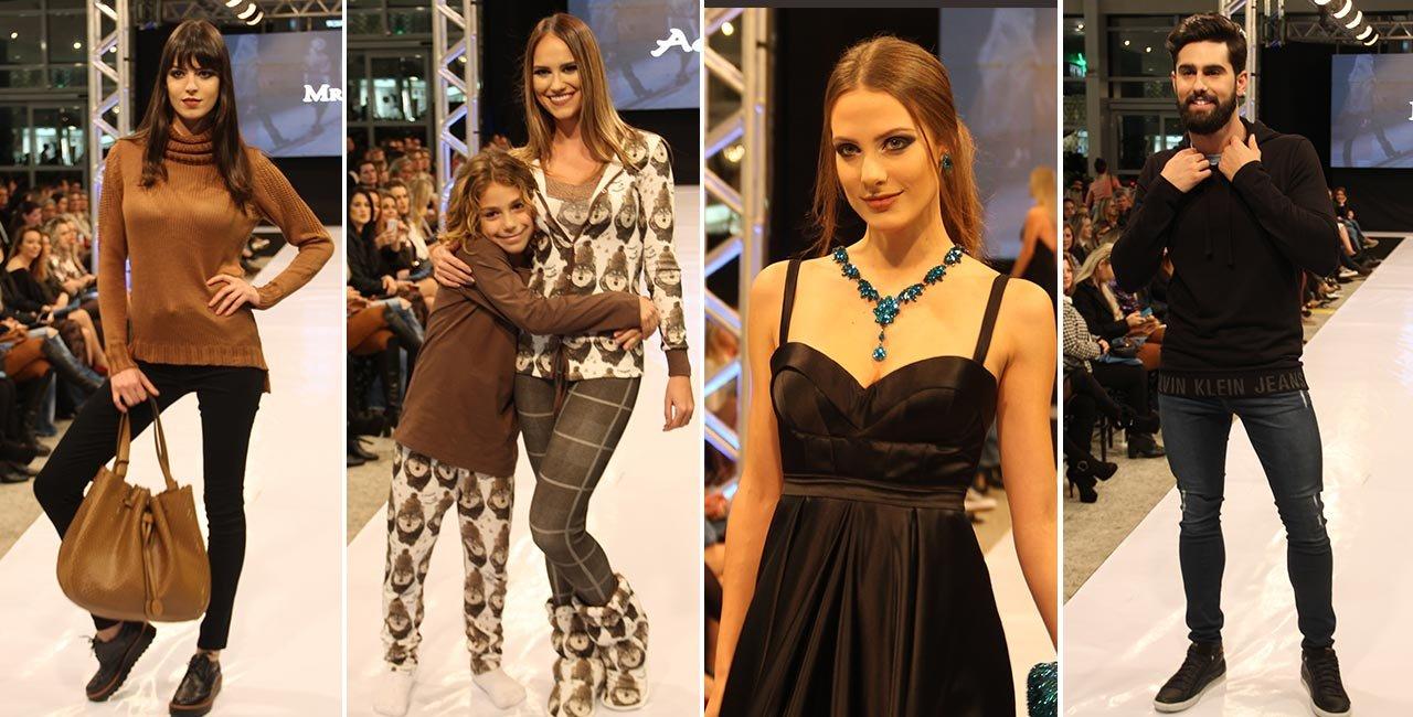 Moda masculina, feminina e infantil, perfumes jóias e acessórios para o fall/winter