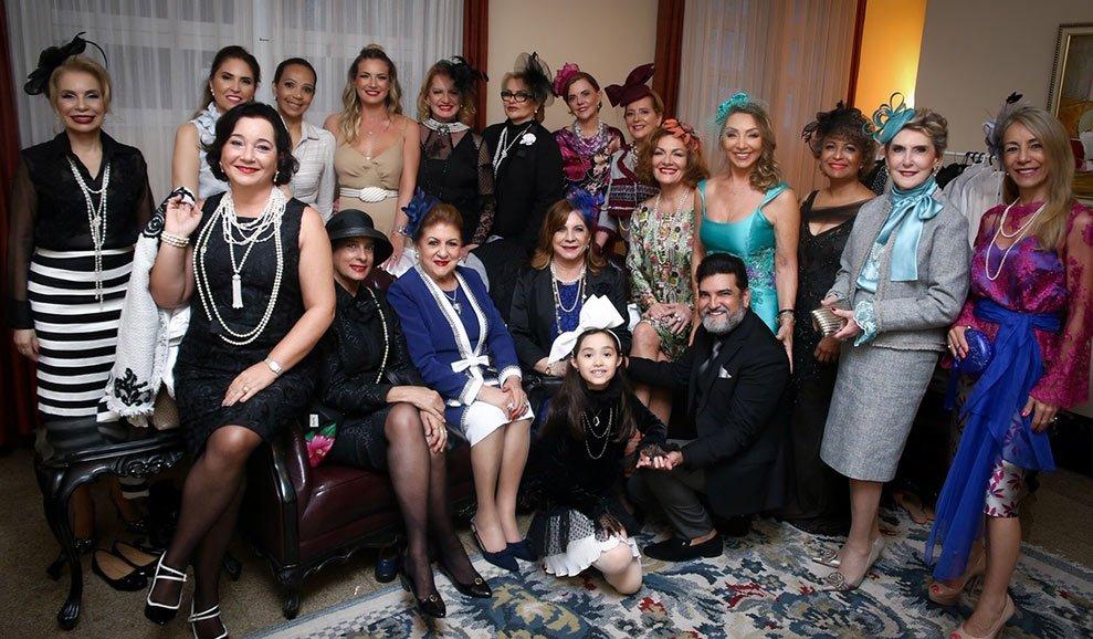Uma fashion noite que arrecadou fundos em prol da casa de apoio CEPON