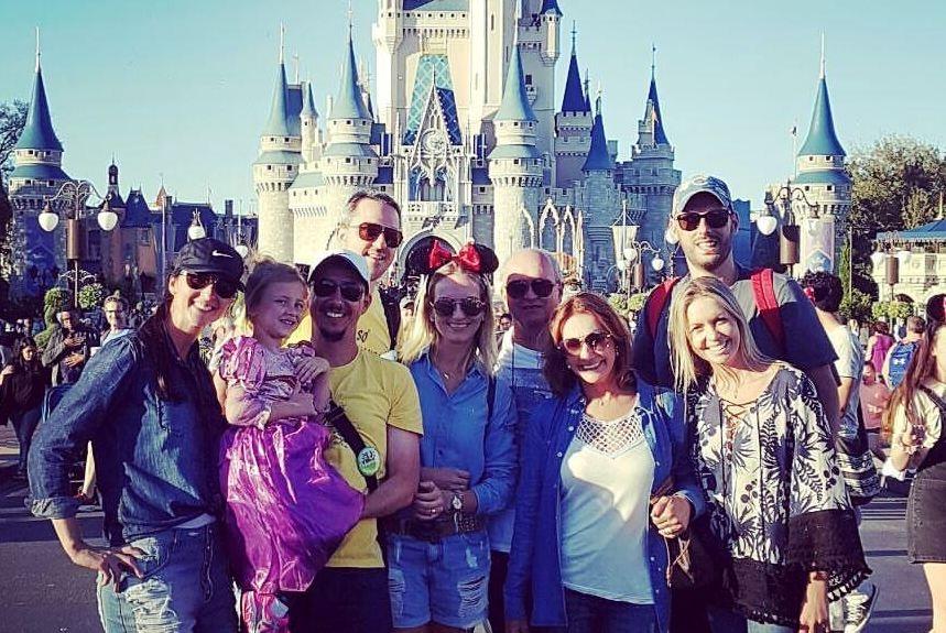 Passeio pela Disney e cruzeiro pelas Bahamas