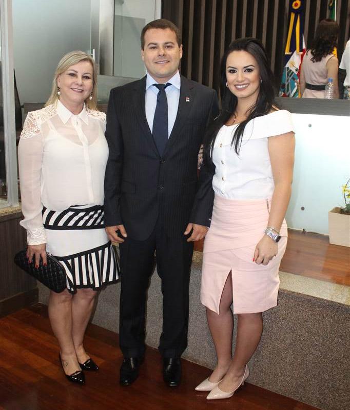 Seguindo os passos do pai, o vice-prefeito acompanha Mariano Mazzuco
