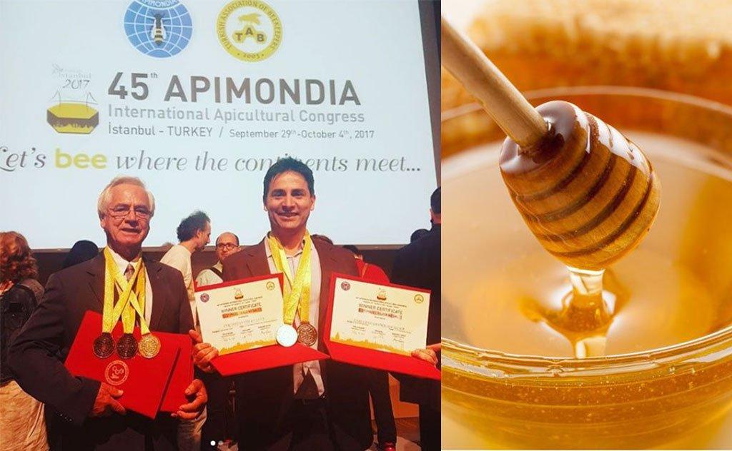 Prodapys é tetra campeã em congresso da Apimondia