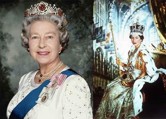 Marcando história no Reino Unido com maior tempo de monarca reinante