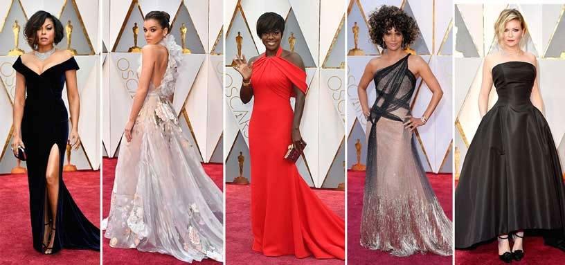 Elegemos as cinco gorgeous estrelas que brilharam no tapete vermelho