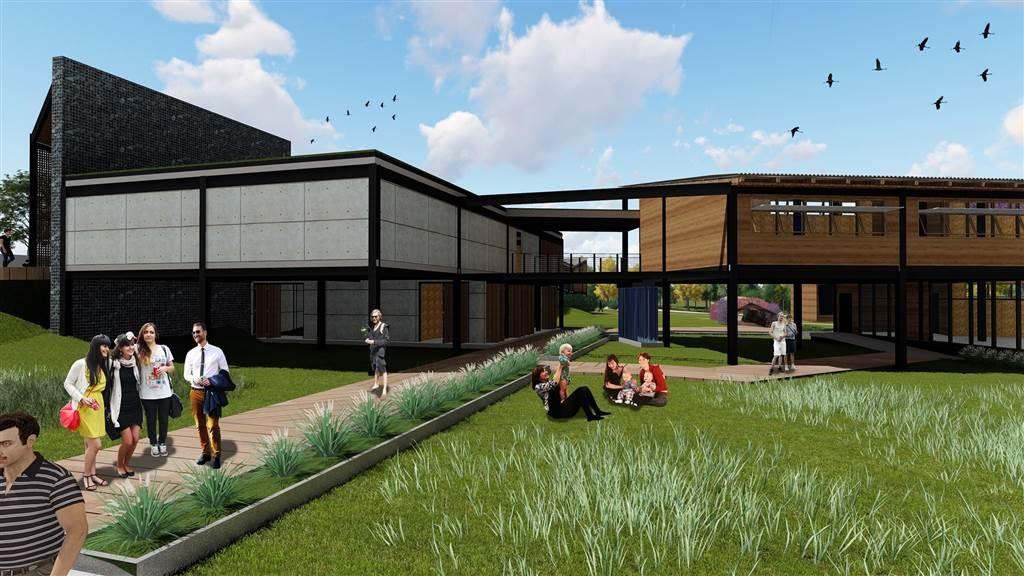 Tatiany levou a ideia da criação de um Centro de Educação Ambiental