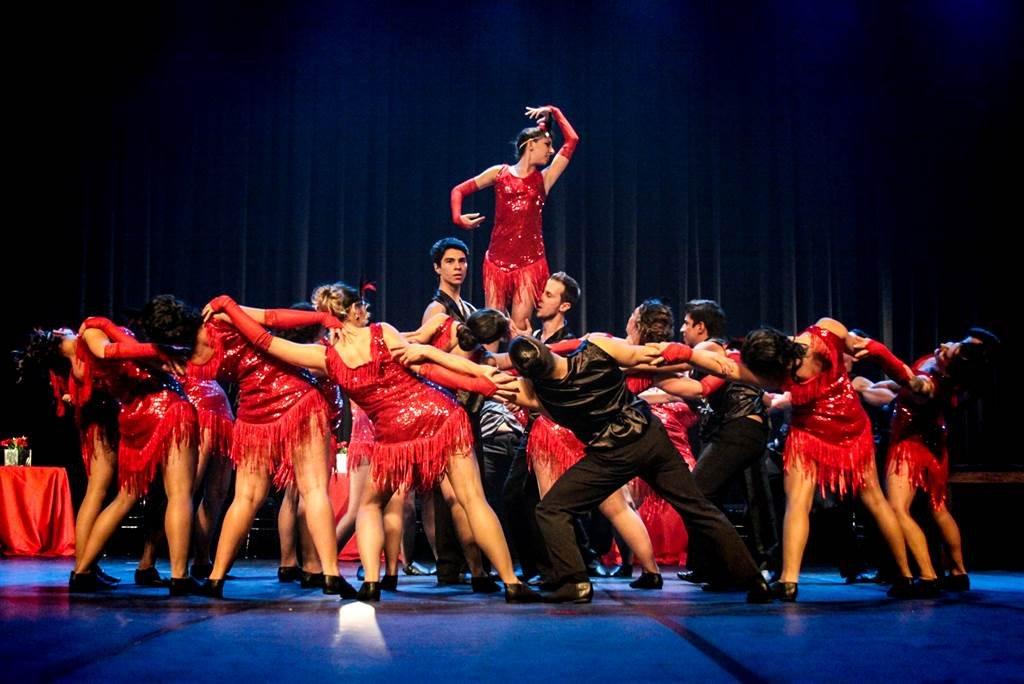 Cia de Dança Unesc foi uma das selecionadas entre mais de 4 mil coreografias