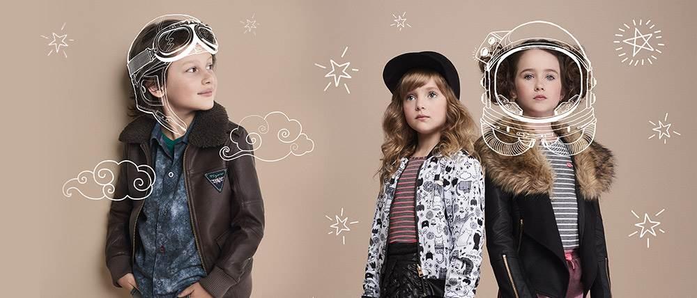 As novidades da moda outono/inverno Lilica & Tigor