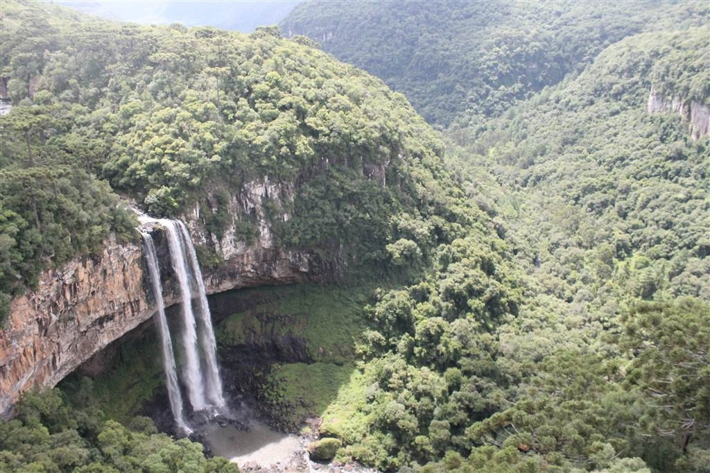 Parques naturais e restaurantes especiais para visitar na temporada