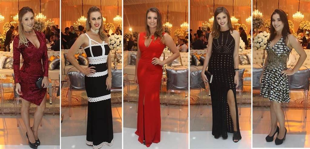 Os principais looks de ladys que deram um show de elegância no evento