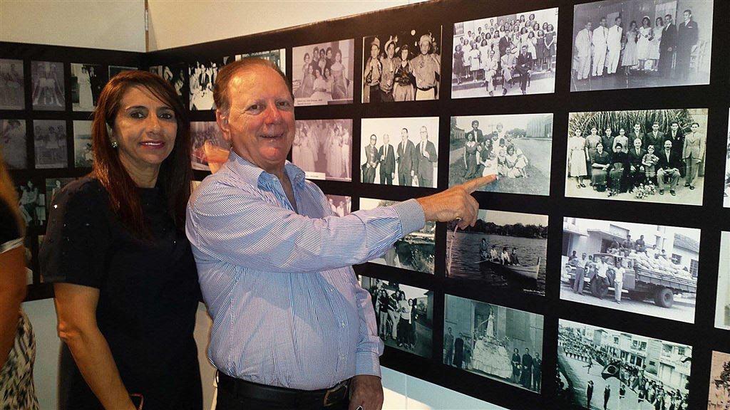 Mariano Mazzuco e Primo Menegalli Jr. relembram história da Cidade das Avenidas