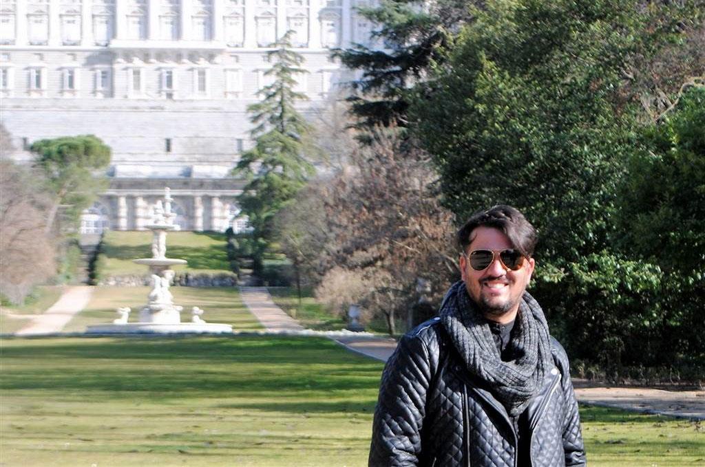 Ismael Alves passou os primeiros meses de 2017 em Granada
