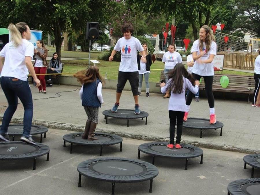Projeto Unibave/Rotary Day promete várias atividades neste final de semana