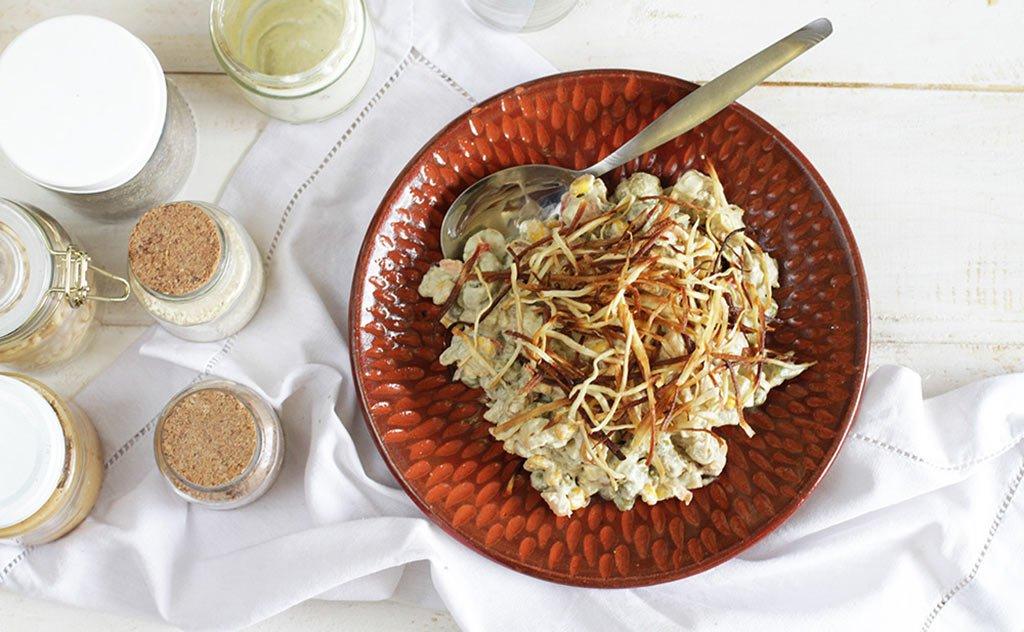 Chef Gabi Mahamud traz receita no estilo vegano para saborear na festa de Natal