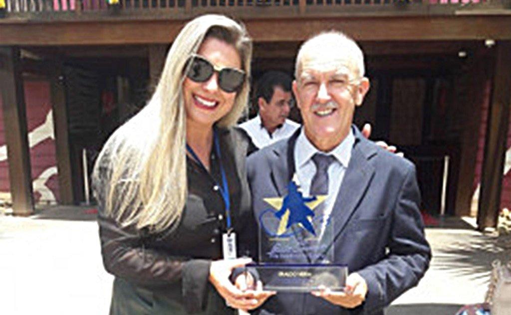 Premiação é realizada em sessão do Conselho Estadual de Turismo no Parque  Beto Carrero