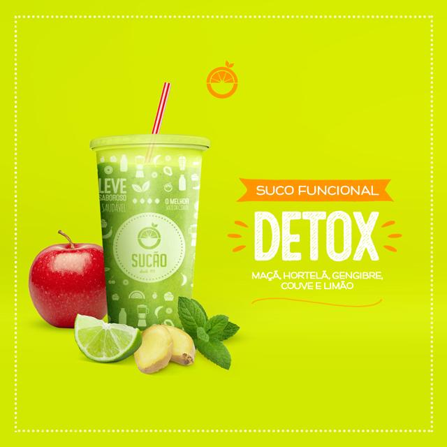 Emagrecedores, anti-inflamatórios e Detox saborosos e refrescantes