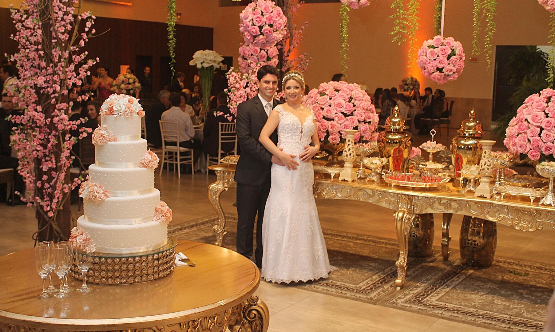 Sintonia e emoção marcam a cerimônia de casamento em Criciúma (Festa)