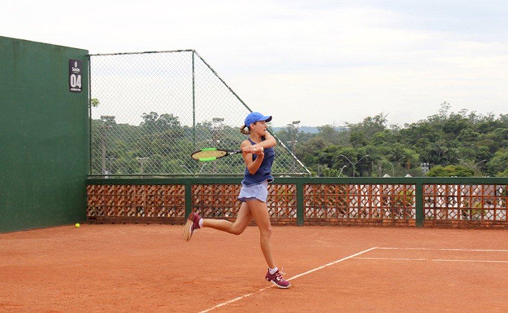 Detalhes do primeiro dia do maior torneio de tênis da América Latina