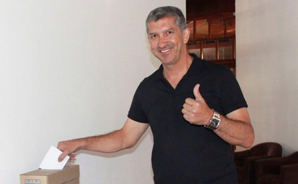 Vice de Vado será o advogado José Adilson Cândido para presidirem o clube