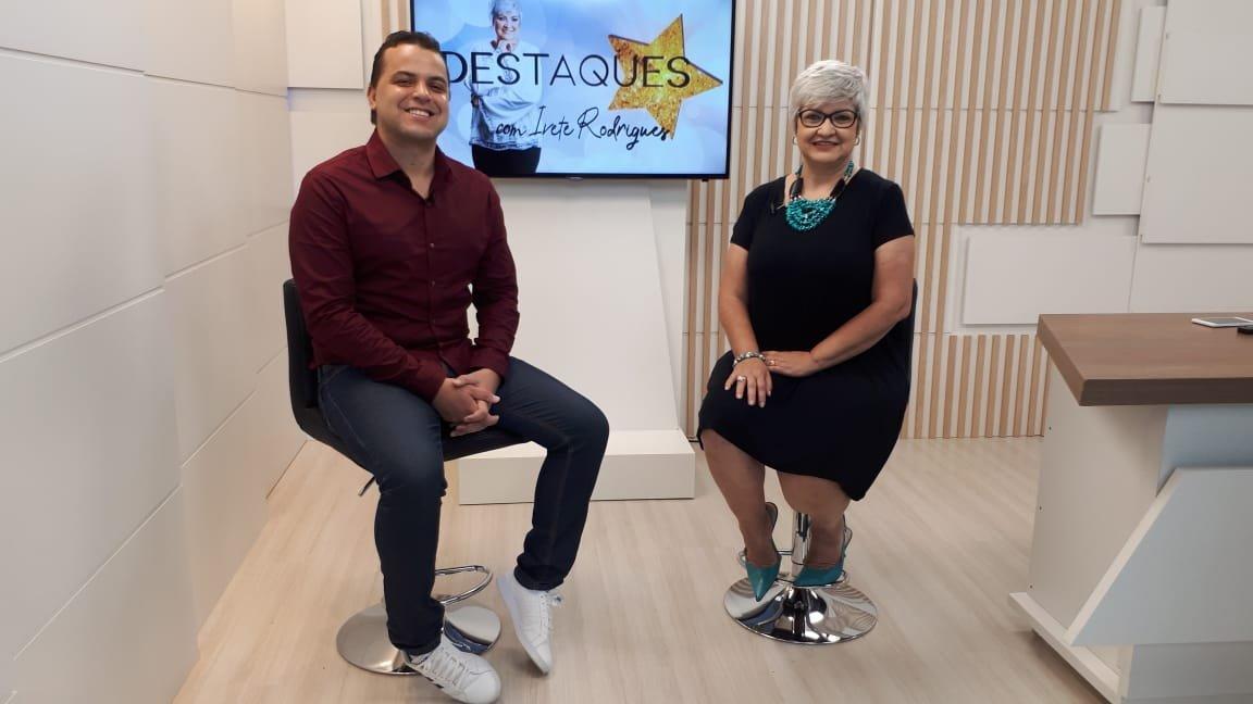Entrevista com professor e doutor em piano clássico, Juliano Alves dos Santos.