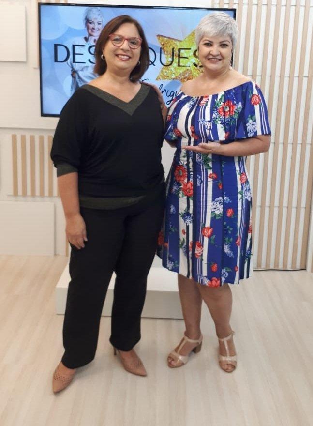 Entrevista com profissional de Marketing, Lúcia Búrigo