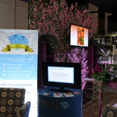 Tudo do segmento de eventos e weddings na Feira Bride and Flowers