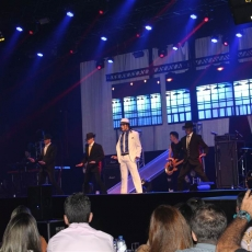 Show Michael Jackson Cover em Criciúma lota AM Master Hall